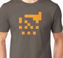 HL3 Steam Lambda Orange Unisex T-Shirt