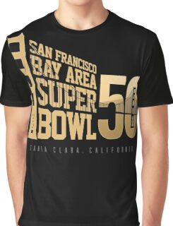 Super Bowl 50 III Graphic T-Shirt