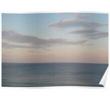 Tranquil Ocean Poster