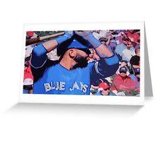 Joey Bats Greeting Card