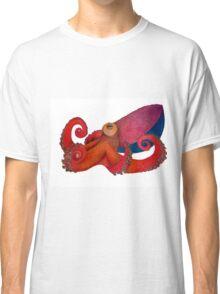 Drunk Octopus Classic T-Shirt