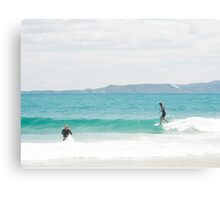 Surf Photographer Canvas Print