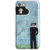 Untitled (iCloud) iPhone Case/Skin