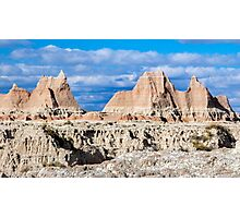 Alien Landscape Photographic Print