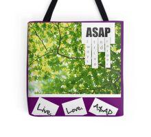 Live.Love.A$AP Tote Bag