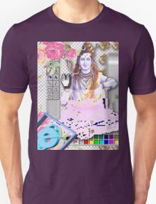 Vaporwave Seapunk - God bless the internet Unisex T-Shirt