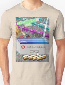 Vaporwave Seapunk much cool T-Shirt