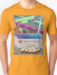 Vaporwave Seapunk much cool Unisex T-Shirt