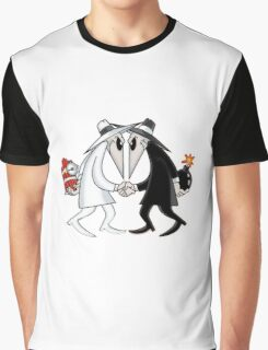 spy vs spy Graphic T-Shirt