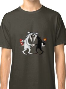 spy vs spy Classic T-Shirt