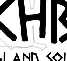 CHB Sticker