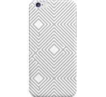 Cassandra Pentaghast Geometric Pattern White iPhone Case/Skin