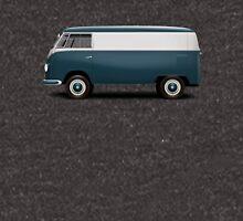 1949 Volkswagen Type 2 Prototype - Navy Blau Unisex T-Shirt
