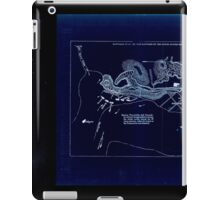 Civil War Maps 0092 Batteries at Grand Gulf captured by the United States Mississippi Squadron May 3 1863 Inverted iPad Case/Skin