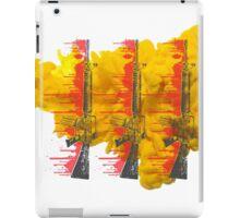 Proud Guns - Yellow Die Drop Gamer iPad Case/Skin
