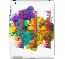 Proud Guns - Multi Colour Gamer iPad Case/Skin