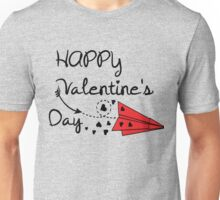 Happy Valentine's day Unisex T-Shirt