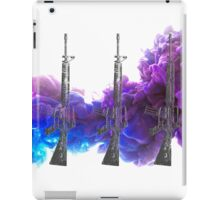 Proud Guns - Purple Gamer iPad Case/Skin