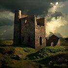 Forgotten castle by JBlaminsky