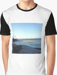 Fraser Isand Sandy Straits Graphic T-Shirt
