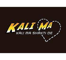 Kali Ma Photographic Print