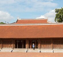 Temple of Literature Hanoi Vietnam by Martin Berry Photography
