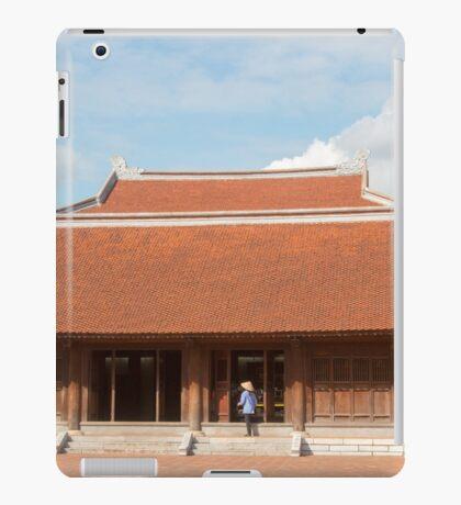 Temple of Literature Hanoi Vietnam iPad Case/Skin