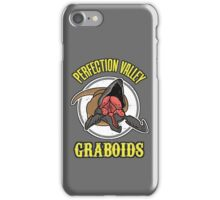 Perfection Valley Graboids iPhone Case/Skin