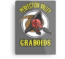 Perfection Valley Graboids Metal Print