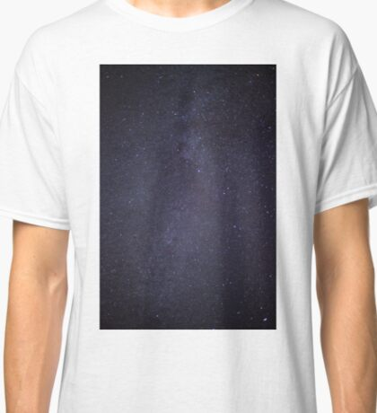 Starry Night time Skies Classic T-Shirt
