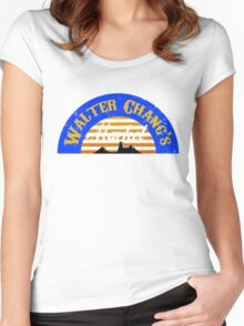 Walter Chang's Market Women's Fitted Scoop T-Shirt