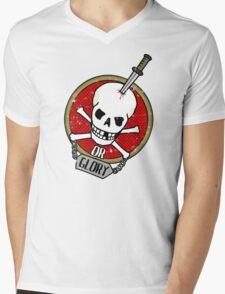 Death or Glory Mens V-Neck T-Shirt