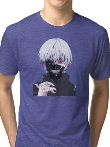 tokyo ghoul 22 Tri-blend T-Shirt