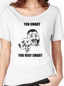 YOU SMART  Women's Relaxed Fit T-Shirt