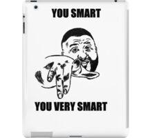 YOU SMART  iPad Case/Skin