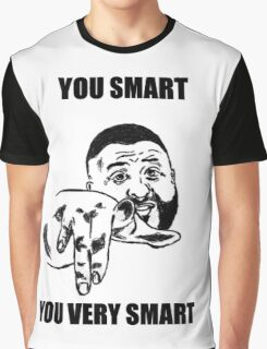 YOU SMART  Graphic T-Shirt
