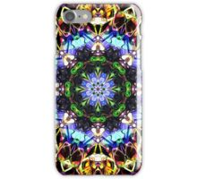 Spectral Symmetry Abstract iPhone Case/Skin