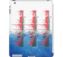 Proud Guns - Blue Base Gamer iPad Case/Skin