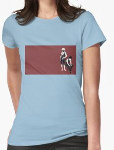 tokyo ghoul 23 Womens Fitted T-Shirt