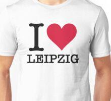 I Love Leipzig Unisex T-Shirt
