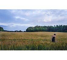 Fields Photographic Print
