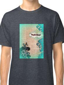 Thank you  Classic T-Shirt