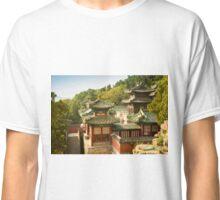 Summer Chinese Pavilion Classic T-Shirt
