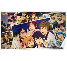 Free! Eternal Summer Poster Poster