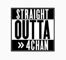 Straight Outta 4chan Unisex T-Shirt