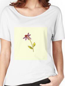 Little flower Women's Relaxed Fit T-Shirt