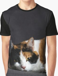 Pussy cat Graphic T-Shirt