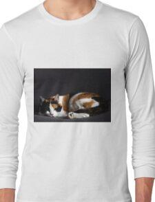 Pussy cat Long Sleeve T-Shirt