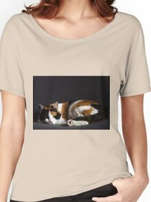 Pussy cat Women's Relaxed Fit T-Shirt