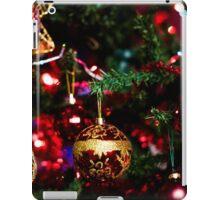 Christmas tree iPad Case/Skin